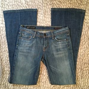 Citizens Of Humanity Jeans - Citizens of Humanity | Low Waist Flair | 25x31